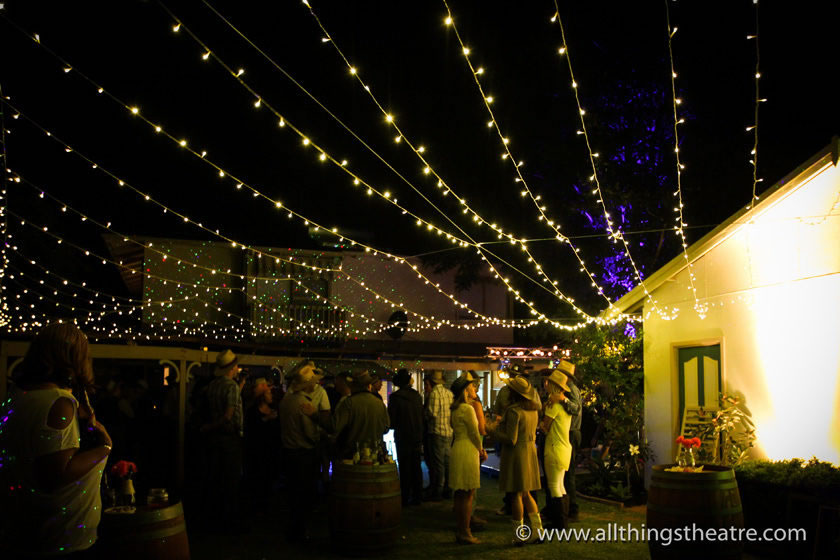 Gallery southern light events outdoor event party lighting trish aloadofball Gallery